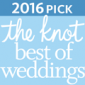 sun and sparrow photography is featured on the knot best of weddings for 2016