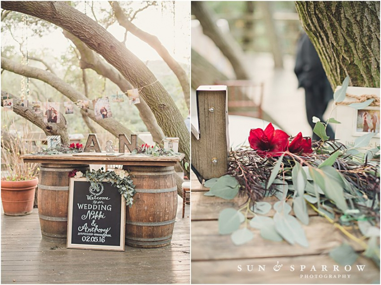 the oak room wedding calamigos ranch malibu wedding photographer